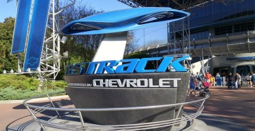Kelley Blue Book Reviews Test Track at Walt Disney World