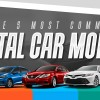 Infographic: The 5 Most Common Rental Car Models