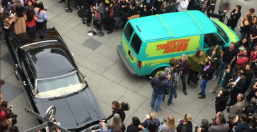 Supernatural's 1967 Impala Makes an Appearance Alongside the Scooby Doo Mystery Machine at PaleyFest