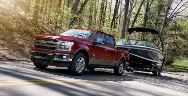 2019 Ford F-150 Diesel Wins AJAC Best Pickup Truck Award