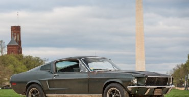 "[Photos] 1968 Ford Mustang from ""Bullitt"" Appearing at National Mall During Cars at the Capital"