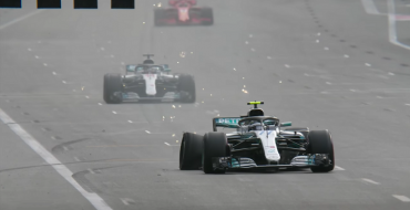 2018 Azerbaijan GP: Hamilton Lucky to Win in Chaotic Baku