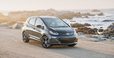 "2018 Chevy Bolt Earns ""Best Electric Vehicle"" Title from U.S. News & World Report"