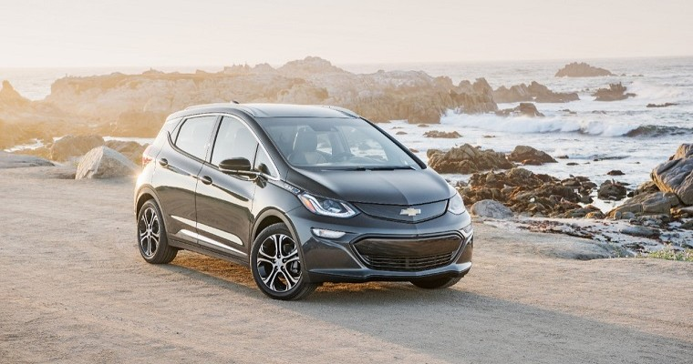"""2018 Chevy Bolt Earns """"Best Electric Vehicle"""" Title from U.S. News & World Report"""