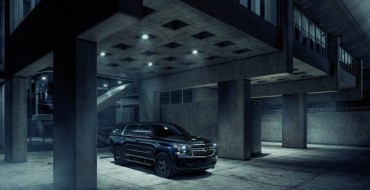 Chevy Unveils Darkly Styled 2018 Tahoe Custom Midnight Edition