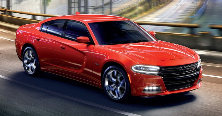 2018 Dodge Charger R/T Makes List of Fastest Cars for the Money