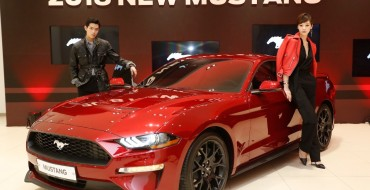 2018 Ford Mustang Makes Korean Premiere at Special Showcase Event