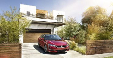2018 Honda Clarity Fuel Cell is Finally Here
