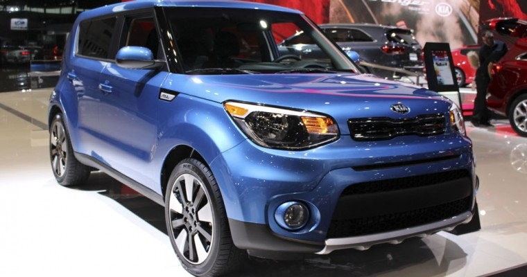 Kia Uses Kia Soul EVs for New Fast-Charging Wireless System