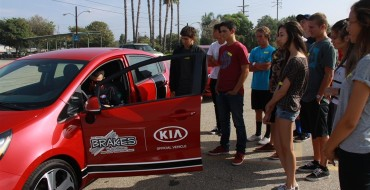 Kia Motors America and B.R.A.K.E.S. Driving School Partner to Teach 10,000 Teens in 2018
