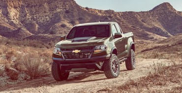 Infotainment System Upgrade Tops List of Changes for 2019 Chevy Colorado