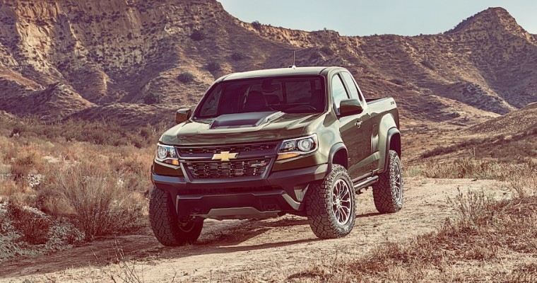 GM Is Adding the Chevrolet Colorado and Traverse to Its South Korean Lineup