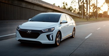 2018 Hyundai Ioniq Electric Overview