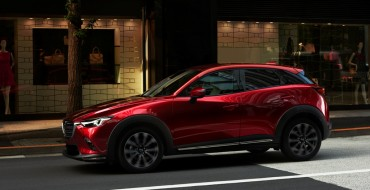 2019 Mazda CX-3 Overview