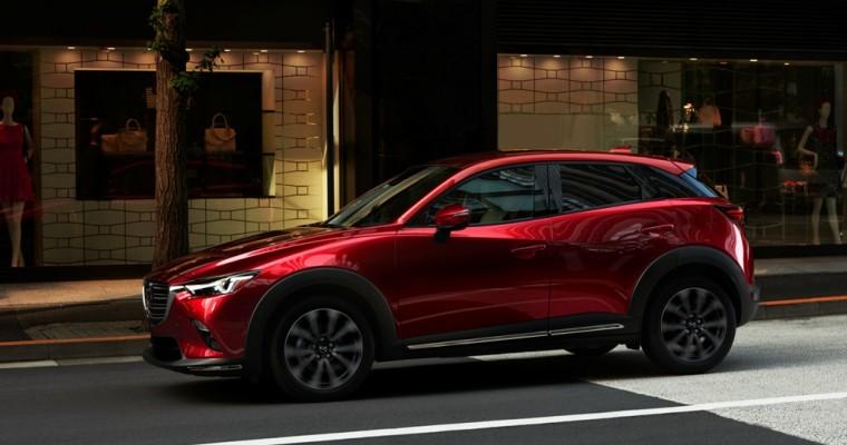 2019 Mazda CX-3 Overview