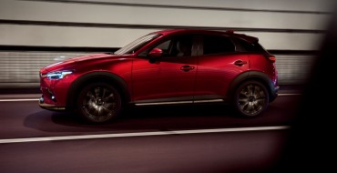 Mazda Unveils 'Exquisite and Edgy' Redesigned CX-3 at New York Auto Show