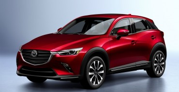 Mazda Powers to First-Half Sales Gains Thanks to CX-Line, Mazda6