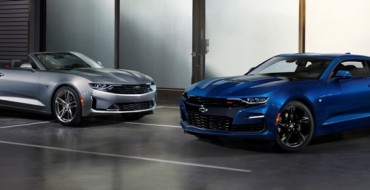 GM Survey Hints at a Hybrid Powertrain for the Chevy Camaro
