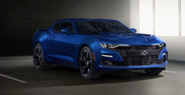 Chevrolet Reveals the Refreshed Look for the 2019 Chevy Camaro