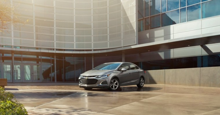 Refreshed Chevy Cruze Set for South America