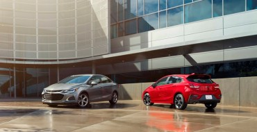 Chevrolet Offers Significant Discounts on the Cruze Prior to Its Cancellation