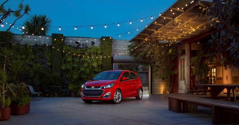 Chevy Sales Slide as the Brand Focuses on Increasing Profits Per Vehicle During the Third Quarter of 2018