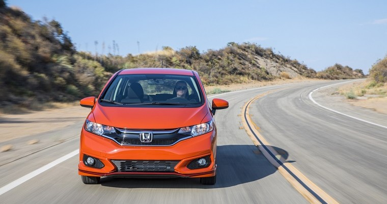 2019 Honda Fit Hits Showrooms with No Price Increase