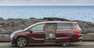 2019 Honda Odyssey Arrives at $31,065