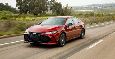 2019 Toyota Avalon, Corolla Hatchback & 2018 Camry Earn Top Honors at Texas Auto Roundup