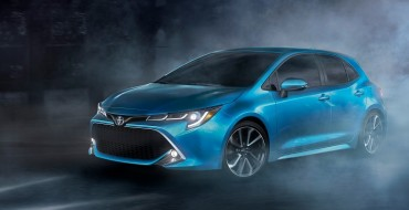 2019 Toyota Corolla Hatchback Overview