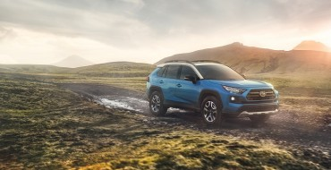 Meet the Fifth-Generation 2019 Toyota RAV4