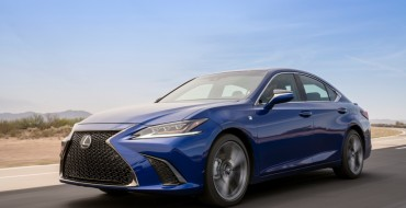 [PHOTOS] Lexus Unveils Next-Generation 2019 ES at Beijing Auto Show