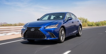 Lexus Trains Assembly Employees To Detect Tiny Abnormalities in 2019 ES Using Their Fingers