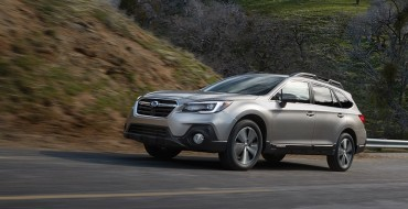Subaru Celebrates Its Best First Quarter Ever with Record Sales for the Crosstrek and Outback