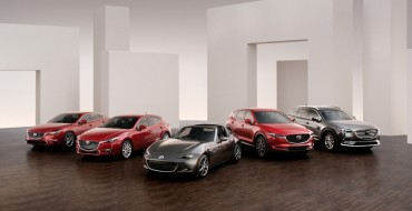 "Mazda Named KBB ""Best Car Styling Brand"" and ""Best Performance Brand"" for 2018 Brand Image Awards"