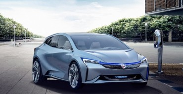 The First Buick Electric Vehicle Debuts in China