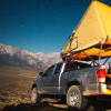 New Rooftop Tent Design Incorporates Camper Elements to Enhance Functionality