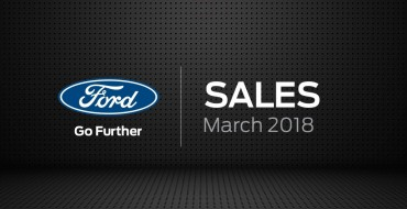 Ford Finishes First Quarter as Canada's Best-Selling Brand