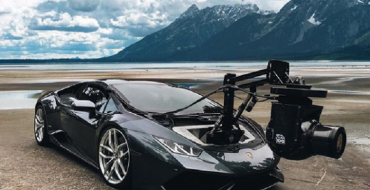 Lamborghini Huracán Converted into World's Fastest Camera Car