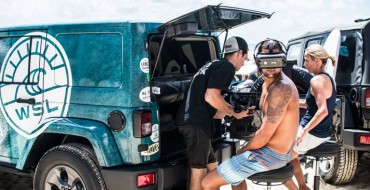 Jeep Teams Up with the World Surf League and Rapid VR to Create a Surfing Virtual Reality Experience