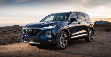 Hyundai Announces More Features, $550 Price Bump For 2019 Santa Fe