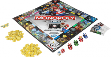 Monopoly and Mario Kart Combine for Monopoly Gamer: Mario Kart Edition