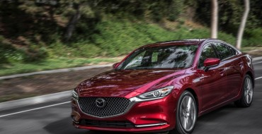 2018 Mazda6 Earns IIHS Top Safety Pick