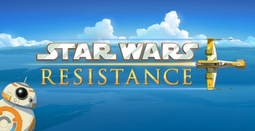 "Upcoming ""Star Wars Resistance"" Animated Series Will Focus on the Vehicles of the ""Star Wars"" Universe"
