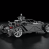 Car Commercials Without a Car: Meet the Blackbird