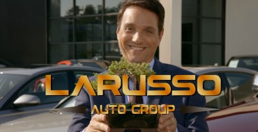 Karate Kid Chops Car Prices for the LaRusso Auto Group [TRAILER]