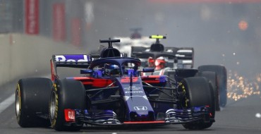 Honda & Red Bull Hold First Formal Meeting Over 2019 F1 Engines