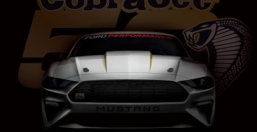Ford Announces Return of Mustang Cobra Jet for 50th Anniversary