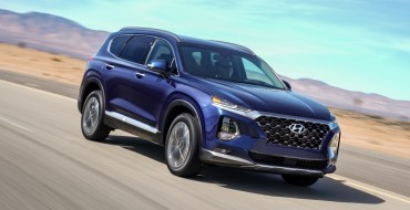 Hyundai Is Renaming the Santa Fe and Our Heads Hurt