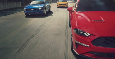 Surprise! The Ford Mustang was the World's Best-Selling Sports Coupe in 2017